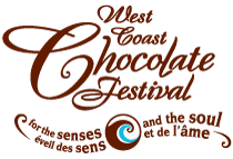 West Coast Chocolate Festival logo