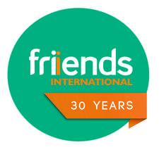 Friends International Edinburgh logo