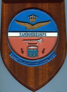 Stichting Reünisten van het Tamboerkorps/de Drumfanfare van de Kapel van de Koninklijke Luchtmacht logo