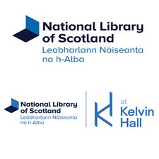 National Library of Scotland & The National Library of Scotland at Kelvin Hall logo