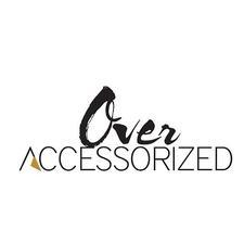 Over Accessorized  logo