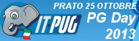 PGDay 2013