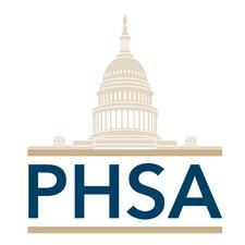 GW Public Health Student Association logo