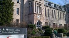 University of St. Michael's College at University of Toronto logo