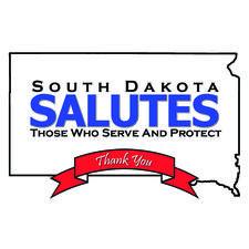 South Dakota Salutes logo