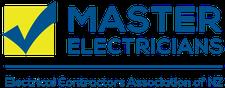 Master Electricians Taranaki Branch logo
