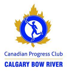 Canadian Progress Club Calgary Bow River logo