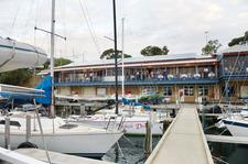 East Fremantle Yacht Club logo
