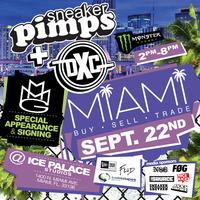 Sneaker Pimps x DXC - Miami pwd by Monster Energy