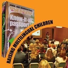 Know-it-all passport logo