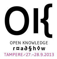 Avoimen tiedon kuntakiertue - Open Knowledge Roadshow...