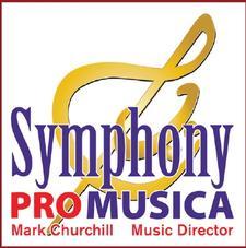Symphony Pro Musica logo