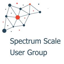 Spectrum Scale User Group logo