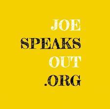 JoeSpeaksOut.org logo