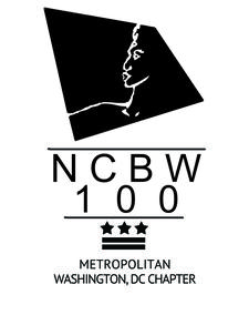 The National Coalition of 100 Black Women, Inc. - Metropolitan Washington DC Chapter  logo
