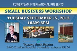 Vision to Wealth - Small Business Workshop -...
