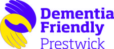 Dementia Friendly Prestwick logo