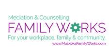 Karen Patterson, Muskoka Family Works logo