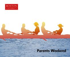 Boston University Parents Weekend 2013