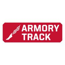 The Armory - New Balance Track & Field Center logo