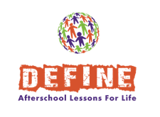 DEFINE Afterschool logo