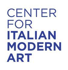CIMA Center for Italian Modern Art logo