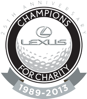 Lexus Champions for Charity Golf Tournament