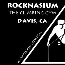 Rocknasium - The Climbing Gym logo