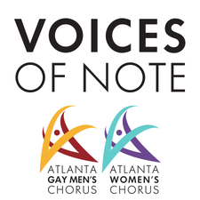Voices of Note Inc (AGMC & AWC) logo