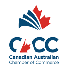 Canadian Australian Chamber of Commerce (CACC) logo
