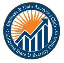 Business and Data Analytics Club logo