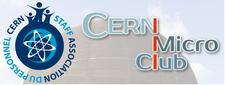 CERN Micro Club et Informasciences logo