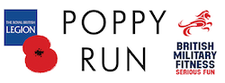 Poppy Run logo