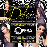 Delicia Cordon Birthday Bash | 9.5.13 | Live on Hot...