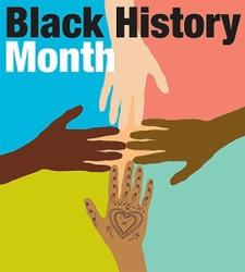 Black History Month 2016 logo