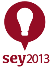 SFU Entrepreneur of the Year logo