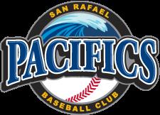 San Rafael Pacifics Baseball logo