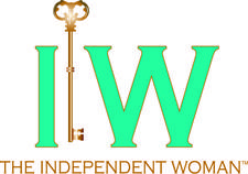 The Independent Woman logo