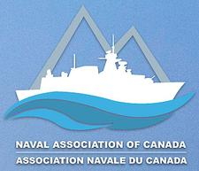 Naval Association of Canada (London) logo