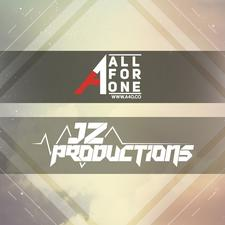 ALL FOR ONE & JZ PRODUCTIONS LLC logo