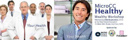 MicroCC Healthy & Wealthy Workshop