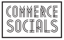Commerce Socials logo