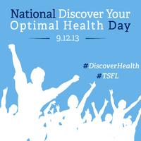 National Discover Your Optimal Health Day
