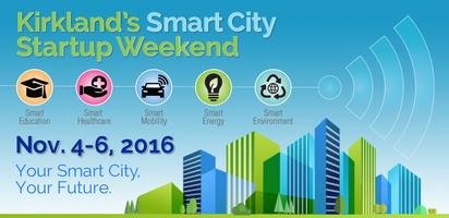 2016 Kirkland Smart City Startup Weekend