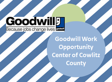 Goodwill Work Opportunity Center of Cowlitz County logo