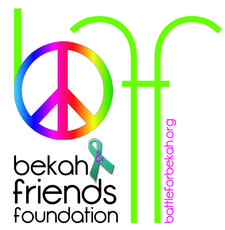 Bekah & Friends Foundation logo