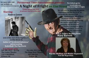 A Night of Fright In El Reno