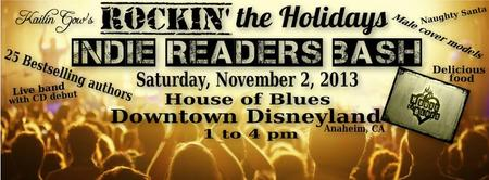 Rockin' the Holidays Indie Readers Bash