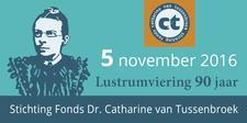 Bestuur Stichting Fonds Dr. Catharine van Tussenbroek en de VVAO logo