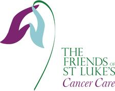 The Friends of St Luke's Cancer Care logo